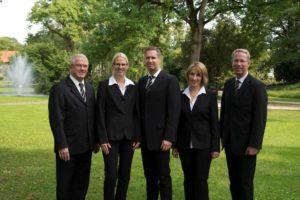 Das Team hinter Oerding Bestattungen Zeven