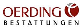 Logo des Bestattungshauses Oerding aus Zeven